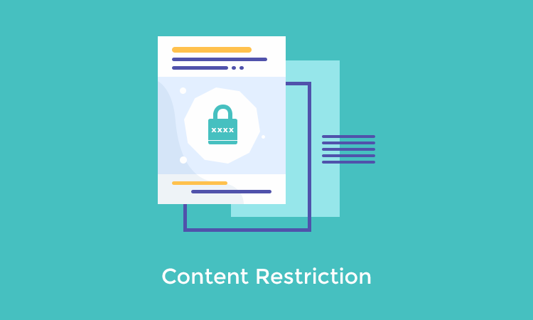 Introducing Content Restriction Addon For User Registration