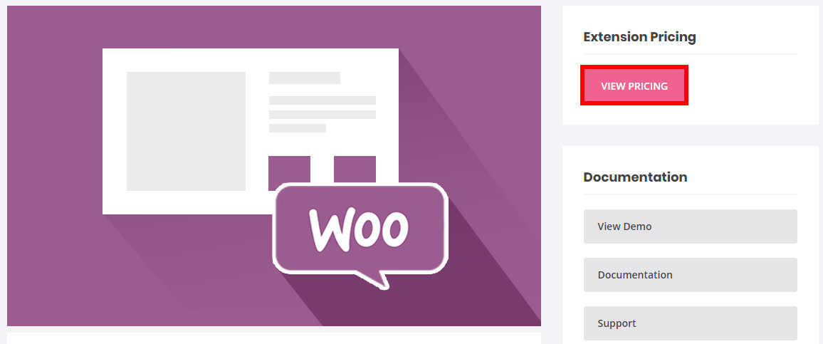 woocommerce registration form view pricing