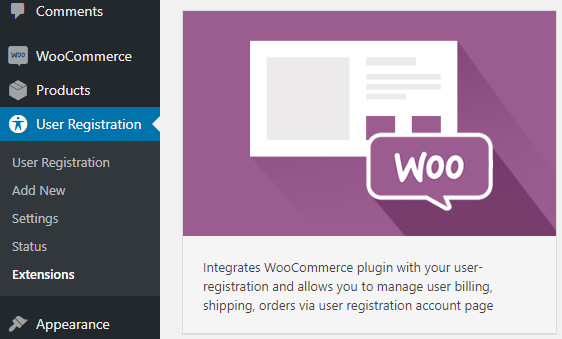 How to create an extended WooCommerce Registration Form