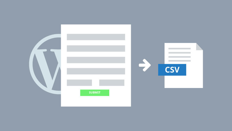 How-to-export-form-entries-to-CSV-file-in-WordPress