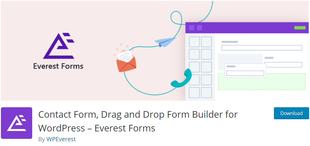 Everest-Forms-WordPress