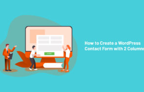 How-to-Create-a-WordPress-Contact-Form-with-2-Columns