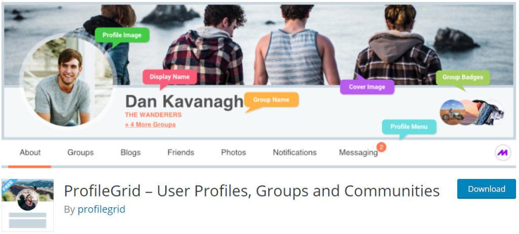 ProfileGrid-social-wordpress-user-profile-fields-plugin