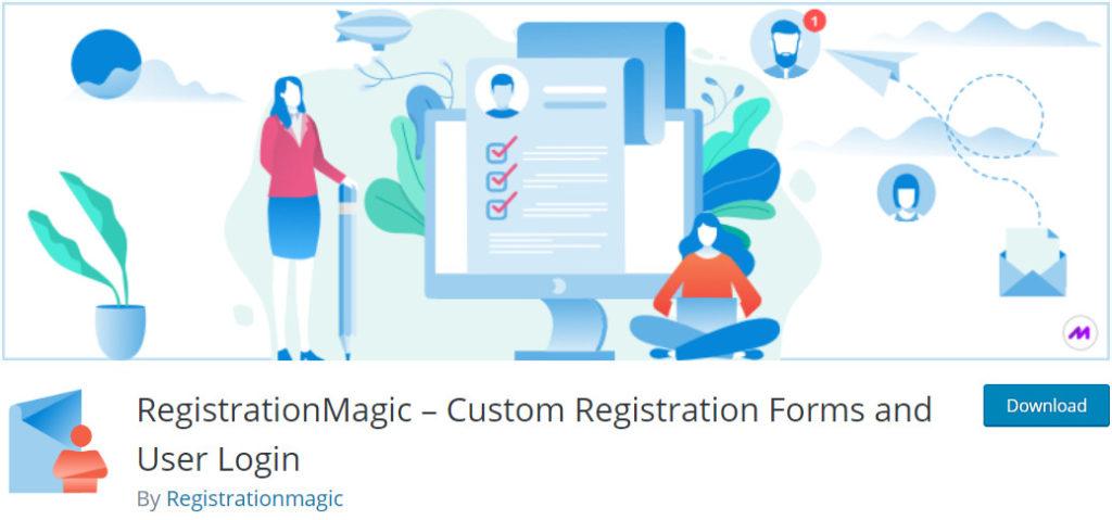 RegistrationMagic-wordpress
