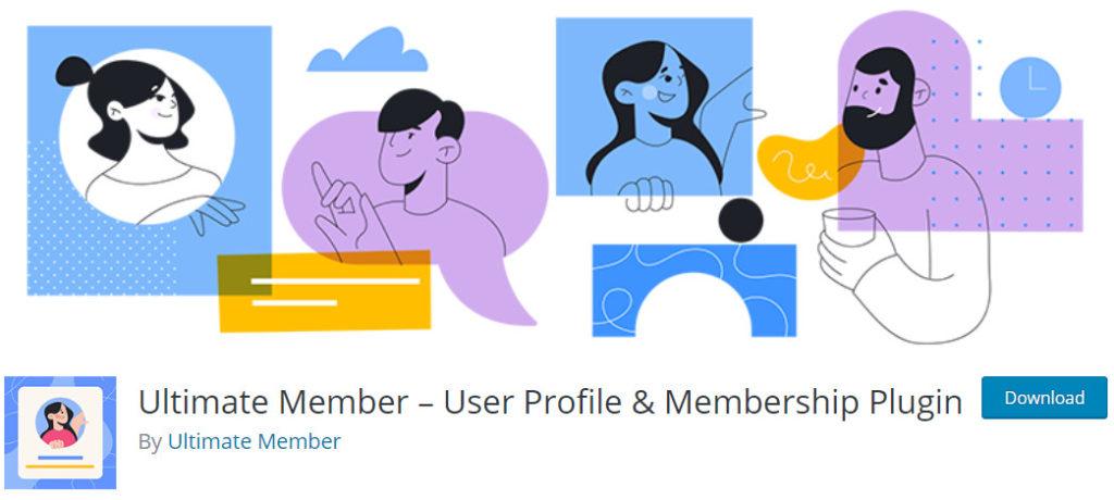 Ultimate-Member-wordpress-frontend-user-profile-plugin