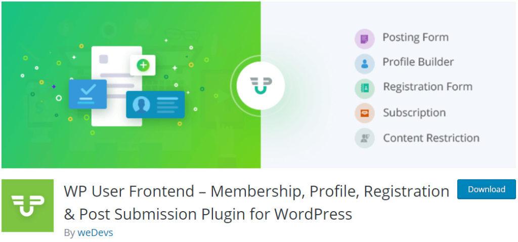 WP-User-Frontend-wordpress-user-profile-fields-plugin