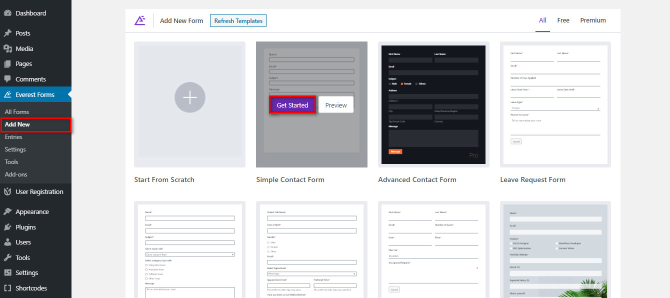 wordpress-contact-form-with-2-columns