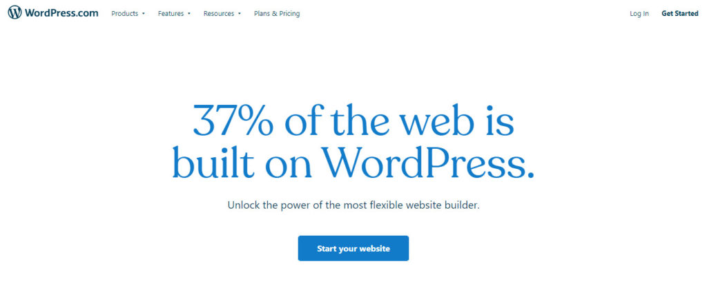 wordpress-hosted-version-best-free-blogging-platform