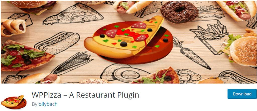 WPPizza wordpress order online food plugin