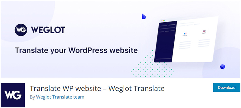 Weglot-WordPress-translation-plugins