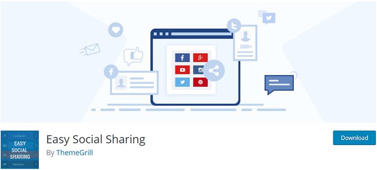 Easy-Social-Sharing-WordPress-Plugins