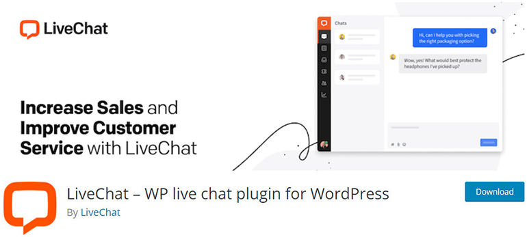 LiveChat-Plugin