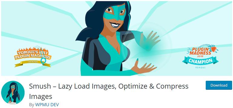 Smush-Image-Optimization-Plugin