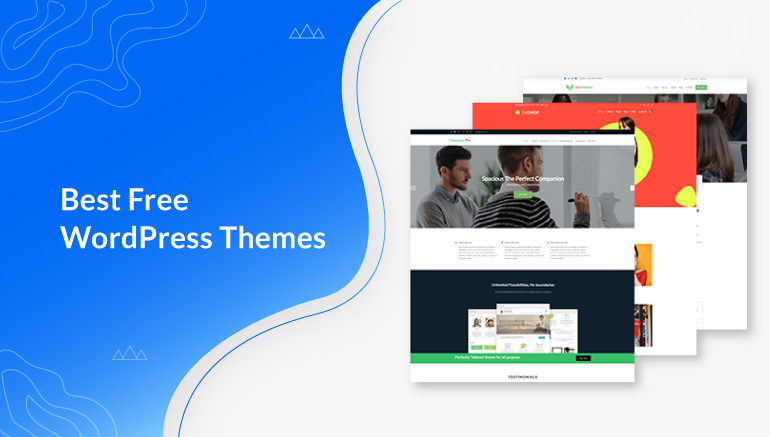 Best Free WordPress Themes and Templates