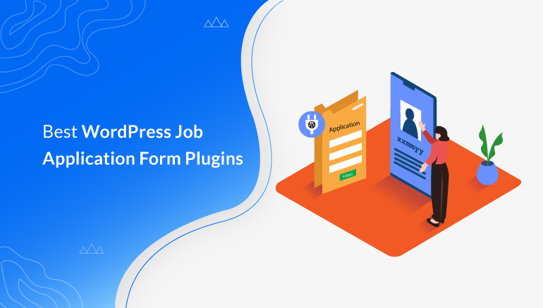 Best WordPress Job Application Form Plugins