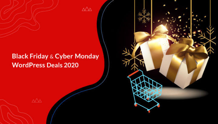 20 WordPress Black Friday & Cyber Monday Deals for 2020 (Handpicked)