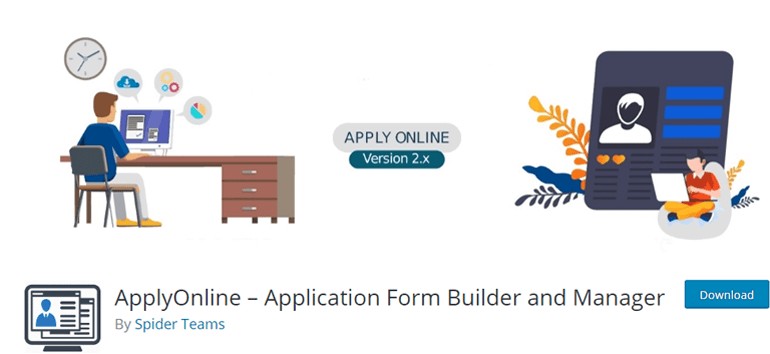 Apply Online Application Form Builder