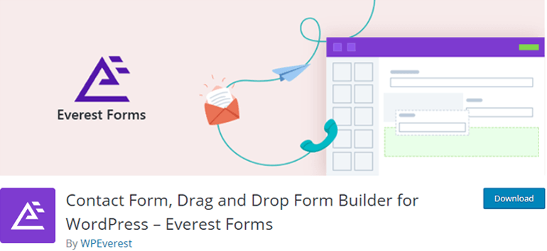 Everest Forms Plugin