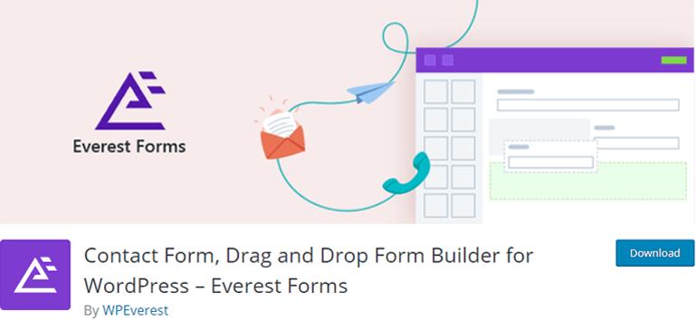 Everest Forms Plugin