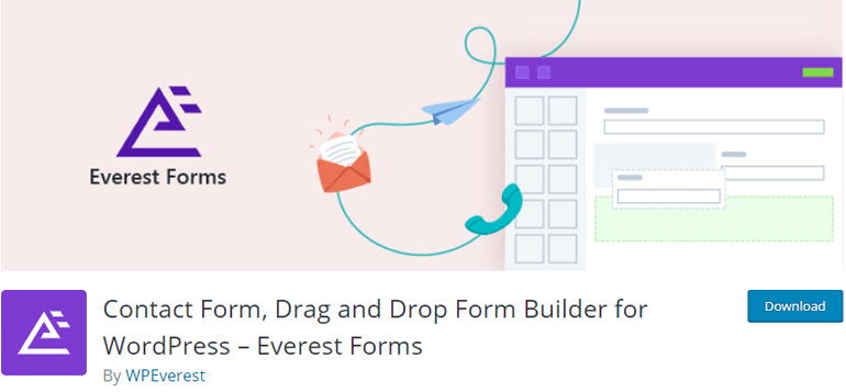 Everest Forms Appointment Booking Plugins