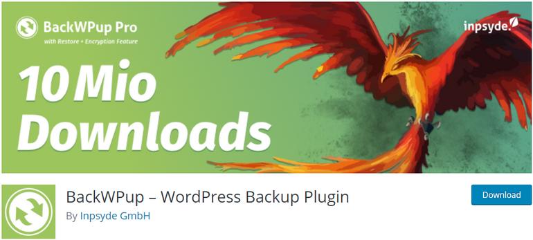 BackWPup-Wordpress-Backup-Plugin-Free
