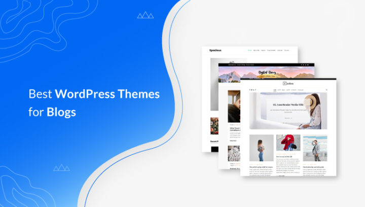 15+ Best WordPress Themes for Blogs 2021 (Expert Review)