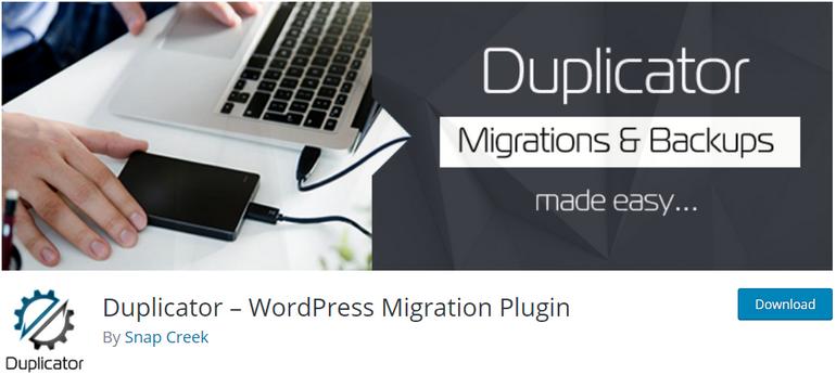 Duplicator-Migration-and-Backup-Plugin