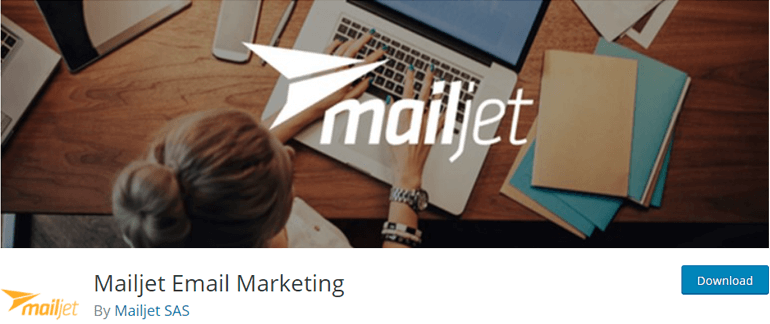 MailJet WordPress Newsletter Plugin