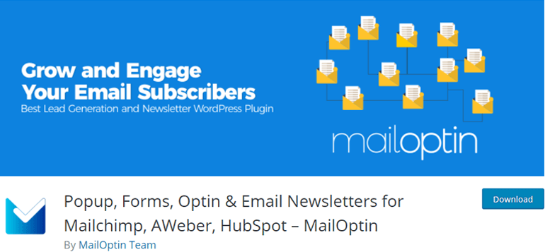 MailOptin Newsletter Plugin