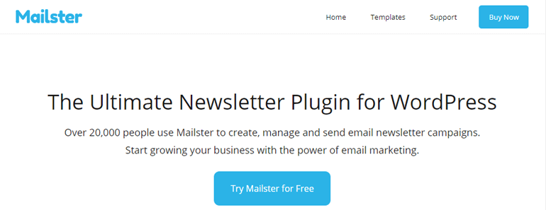 Mailster WordPress Newsletter Plugin