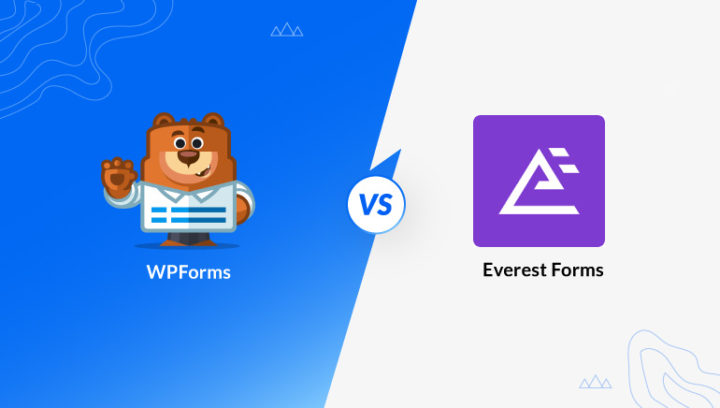 Everest Forms vs WPForms – Which is the Better Form Builder Plugin?