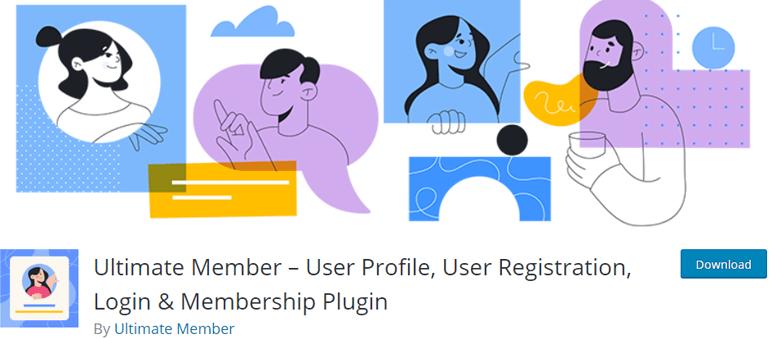 Ultimate Member Plugin