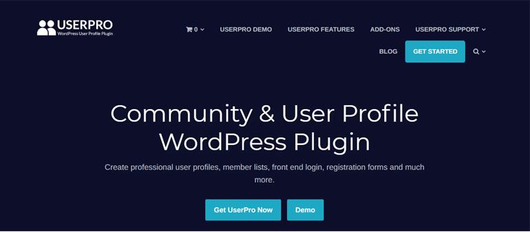 UserPro WooCommerce Registration Form Plugin