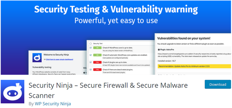 Security-Ninja-WordPress-Plugin