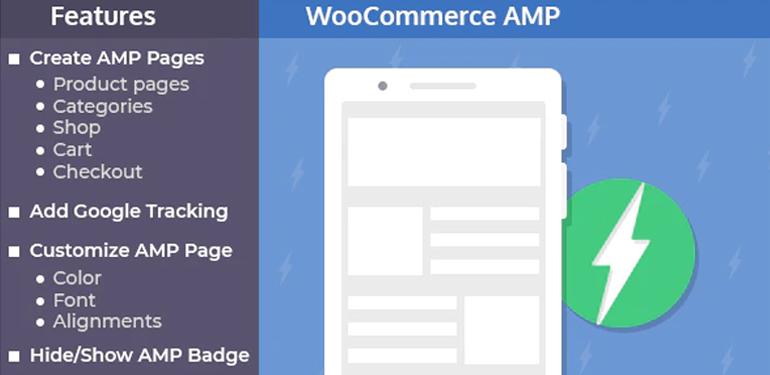 AMP Plugin for WooCommerce