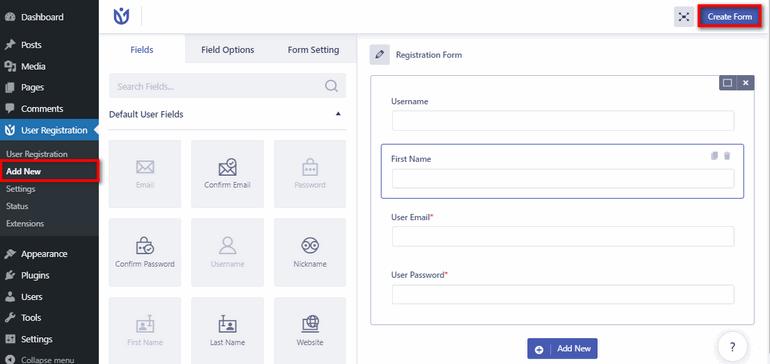 User-Registration-Form