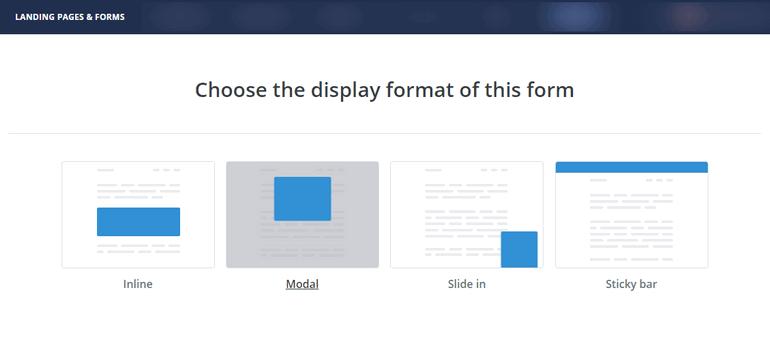 ConvertKit Forms ConvertKit vs Mailchimp