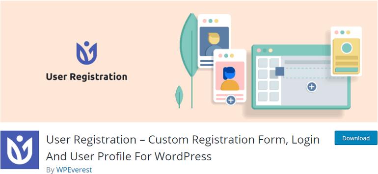 User-Registration-Social-Login