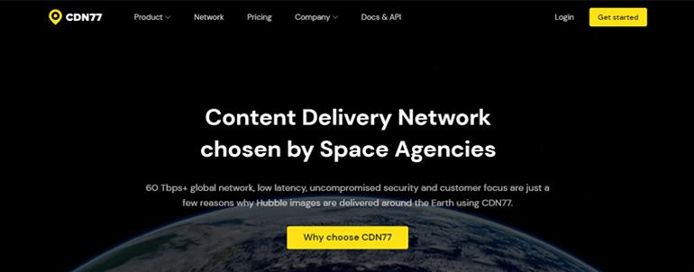 CDN77 for WordPress