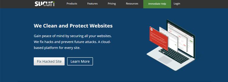 Sucuri CDN for WordPress
