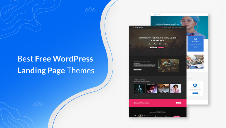 Best Free WordPress Landing Page Themes