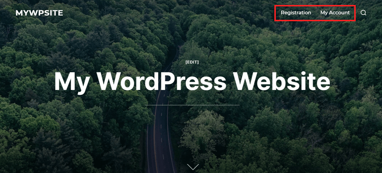 Display Menu Approve Users in WordPress