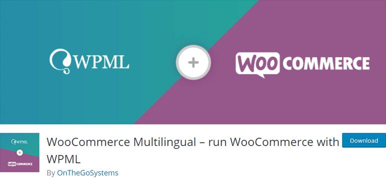 WooCommerce Multilingual Best WordPress WooCommerce Plugins