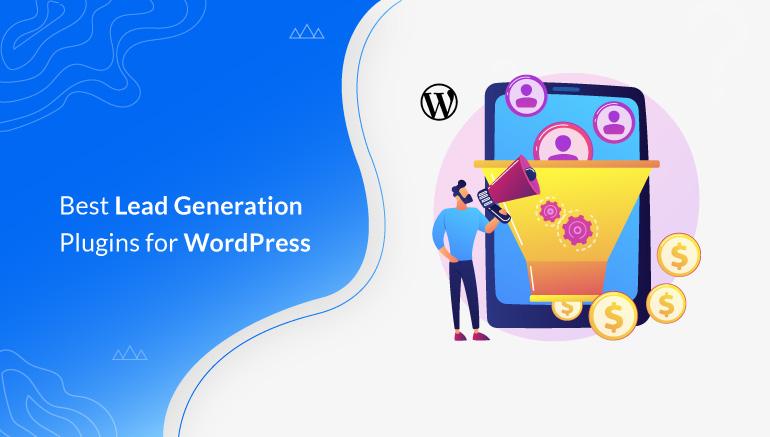 Best Lead Generation Plugins for WordPress