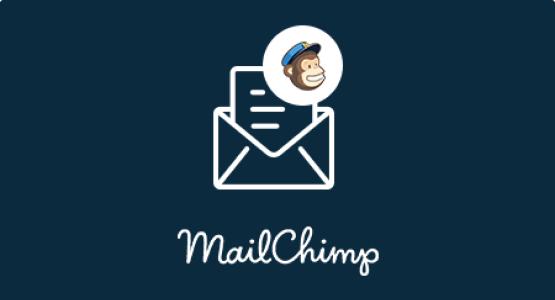 User Registration Mailchimp integration